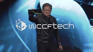 Nvidia с новой технологией трассировки лучей!