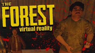 The Forest VR - Part 2