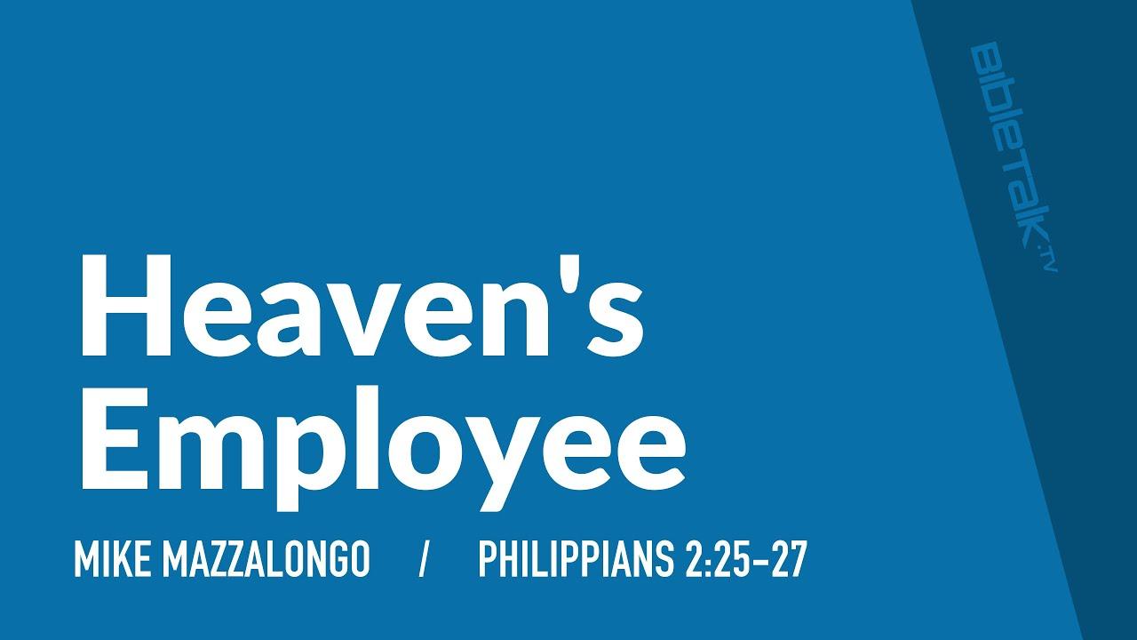 Heaven's Employee