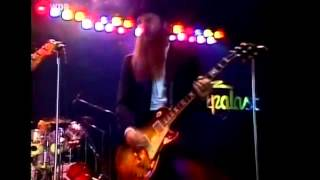 ZZ TOP - Nasty Dogs and Funky Kings