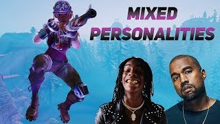 Fortnite Montage - ''Mixed Personalities'' (YNW Melly ft. Kanye West)
