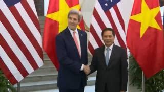 Tổng Bí thư Nguyễn Phú Trọng hội đàm Chủ tịch Nhân đại Trung Quốc Trương Đức Giang