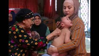 5 Hari Demam, Muntah-Muntah, Kaki Sejuk, Yana Samsudin Dedah Punca Anaknya Sakit