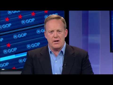 Sean Spicer on Breitbart News Saturday (1/7/2017)
