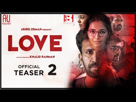 Love Official Teaser 2
