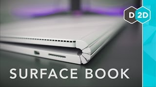 Surface Book Review - The Almost Perfect 2 In 1