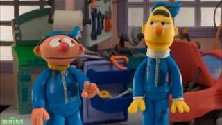 Sesame Street: Bert and Ernie's Great Adventures -- Car Mechanics