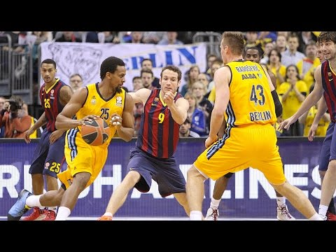 Highlights: ALBA Berlin-FC Barcelona