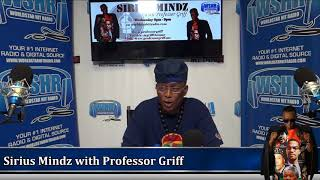 Mind Control In The Music Industry w/ Professor Griff  on WSHR 6 6 2018