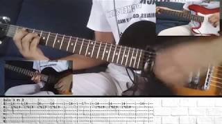 House Of Glass Cage The Elephant Cover Tutorial Guitar Bass Tabs