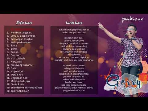 Download Lagu Lagu Terbaru Gery Mahesa Mp3 Gratis
