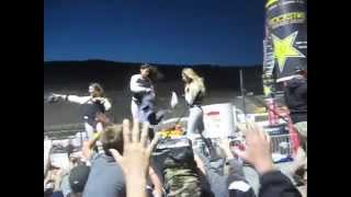 2014 Lucas OffRoad Racing Sparks NV SWAG GRAB