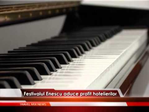 Festivalul Enescu aduce profit hotelierilor – VIDEO