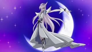 Yuri Tsukikage  - (HeartCatch PreCure!) - Yuri Tsukikage/Cure Moonlight Tribute-Change