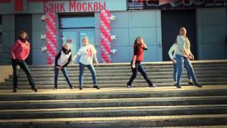 Открытие нового офиса «Банка Москвы» в Иркутске.
