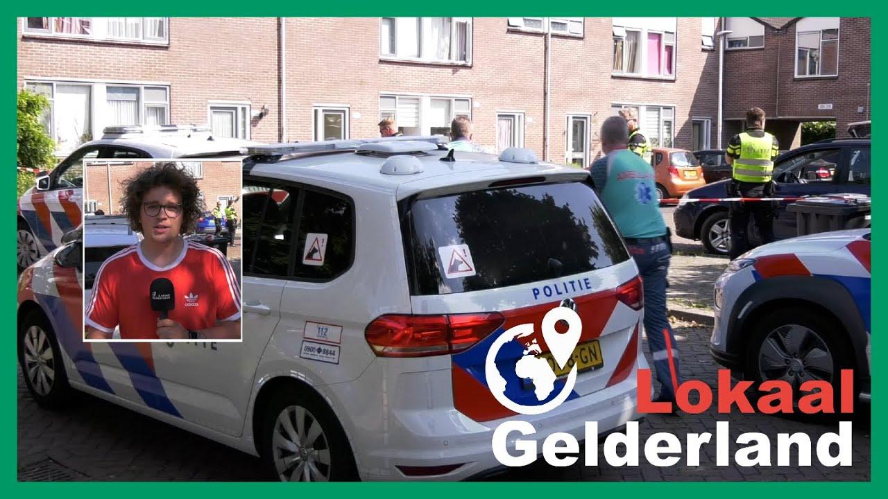 Gewonden na steekpartij Zutphen