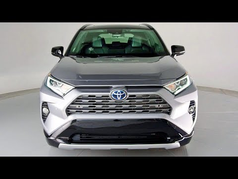 Toyota RAV4 (2019) The Best Small SUV?