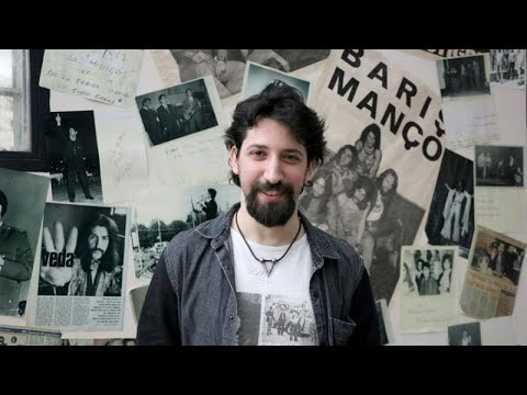 """Kaybedişimizin 20. yılında Barış Manço'yu Oğlu """"Batıkan"""" Anlatıyor. kapak fotografi"""