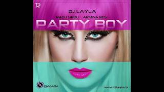 Download Lagu Dj Layla Party Boy Feat Radu Sirbu Mp3