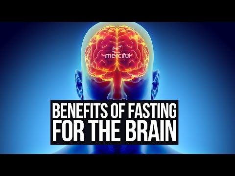 Video Benefits of Fasting for the Brain!