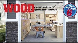 Build A Shop On A Budget: Idea Shop 6 - $150 X 26 Paychecks - WOOD Magazine