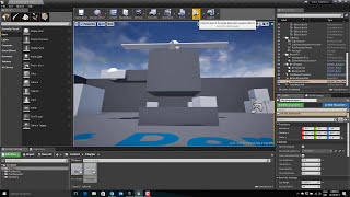 Unreal Engine 4 Tutorial] Physics Based Hinged Swinging Door (UE4