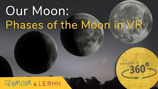 Phases of the Moon in VR!