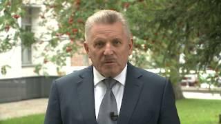 Обращение В.И. Шпорта по итогам повторного голосования на выборах Губернатора Хабаровского края