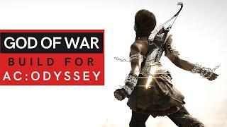 Assassin's Creed Odyssey - God of War Kratos Build