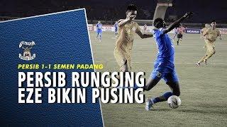 Ditahan Imbang SPFC, Persib Rungsing, Eze Bikin Pusing