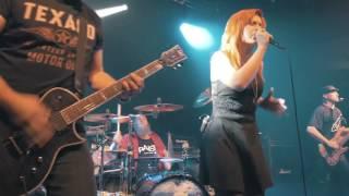Video WAIT - Lucerna Music Bar Praha Nov 2016 - Full Show