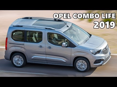 Opel Combo Life - Test Drive, Exterior, Interior