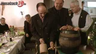 preview picture of video 'Gelungene Bierprobe fürs Haager Starkbierfest'