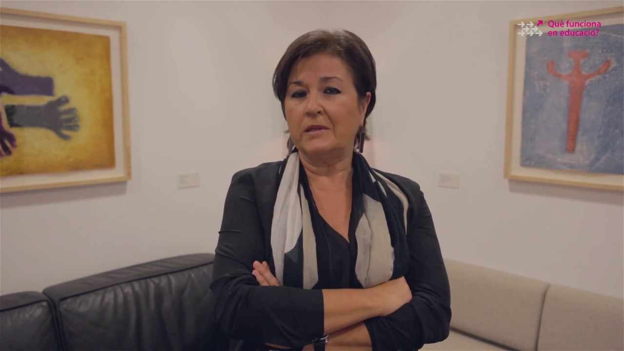 Isabel Sánchez: Lideratge educatiu
