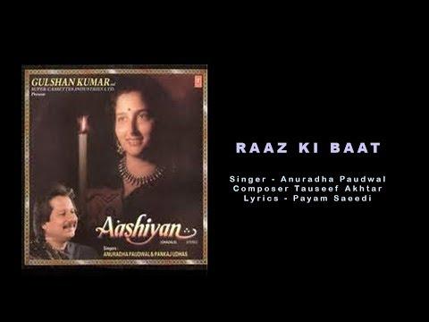 Download Raaz Ki Baat Anuradha Paudwal Ghazal | MP3 Indonetijen