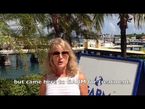 Athletic Injury Stem Cell Treatment at GARM Clinic, Roatan, Honduras