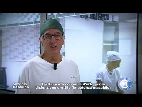 Radioterapia cancro alla prostata o un intervento chirurgico