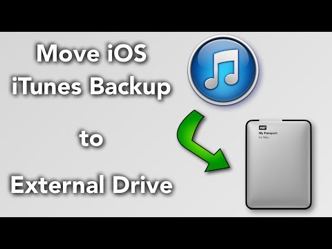 How To Backup IOS Devices To An External Drive (& Save Tons Of Space On Your Mac) Mp3