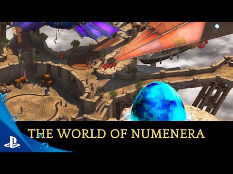 Torment: Tides of Numenera - The World of Numenera Trailer | PS4 thumbnail