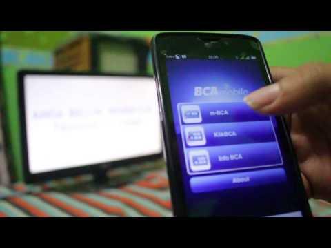 Video BCA mobile Solusi transaksi Dimalam hari