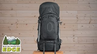 Osprey Xenith 75 / MD Discovery Blue (009.1690) - відео 1