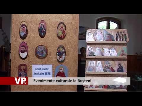 Evenimente culturale la Bușteni