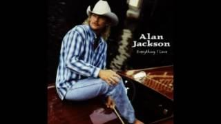 Alan Jackson   Dallas.