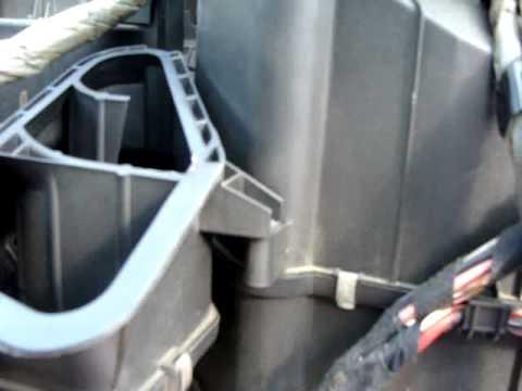 comment demonter radiateur chauffage zx