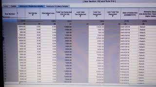 How to file E TDS Return 24q (4th quarter)