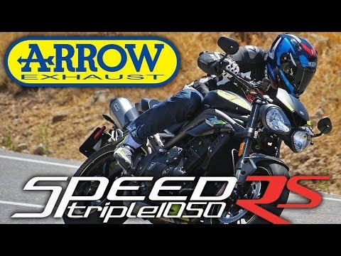 2019 Triumph Speed Triple RS in Auburn, Washington - Video 2