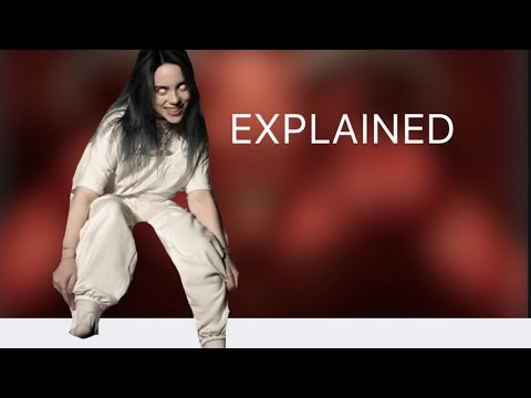 BURY A FRIEND - BILLIE EILISH EXPLAINED - Hee Heeing
