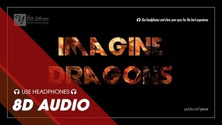 Imagine Dragons   Believer | 8D Audio   1 Hour Autoloop