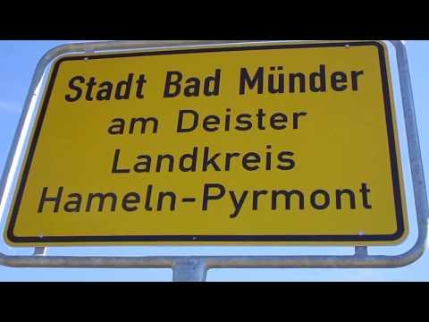 Spaziergang in Bad Münder am Deister durch den Kurort im LK Hameln   Pyrmont
