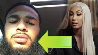 QUEEN NAIJA KNOWS SHE IS BEING MANIPULATED BY CLARENCENYC TV BUT IS TOO SCARED TO LEAVE